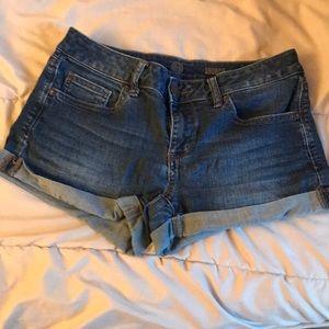 So. Jean shorts